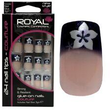 Faux Ongles Prêts À poser Royal Couture Edition Motif