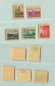 Estonia 🇪🇪  1941 SC NB1-NB6  mint . rtb3578