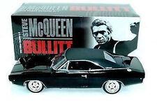 1:18 Greenlight 1968 DODGE CHARGER Steve McQueen BULLITT