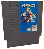 Paperboy Nintendo NES game cartridge cart works authentic 3 screw fast shipping