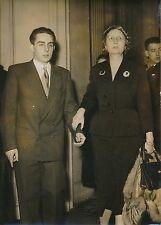 Gabriel Veraldi, Duchesse de la Rochefoucault 1954 -Écrivain Prix Fémina- PR 858