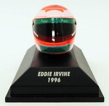 Minichamps 1/8 Scale F1 Diecast Model 382960002 - Bieff Helmet E.Irvine 1996