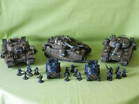 WARHAMMER 40K ASTRA MILITARUM PAINTED ARMY - MANY UNITS TO CHOSE FROM
