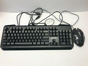 SADES Gaming Mouse and Keyboard