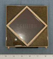Z Gallerie Picture Frame with Enamel & Crystal Decorations