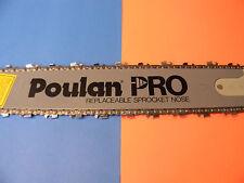 """POULAN / POULAN PRO 6900, 7700, 8500 18"""" BAR CHAIN 3/8 .058 68DL"""