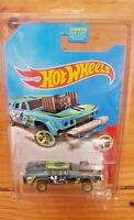 HOT WHEELS 2017 SUPER TREASURE HUNT CRUISE BRUISER (US CARD) in Protector (A+/A)