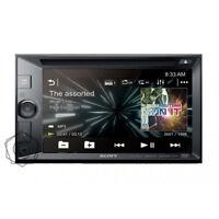"Sony XAV-W651BT 6.2"" 2-Din LCD Bluetooth NFC USB Radio AV Receiver Car Headunit"