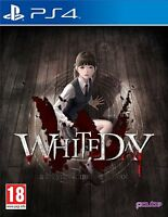 White Day - A Labyrinth Named School For PS4 (New & Sealed)