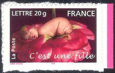 France 2005 Greetings Stamps/Flower/Children/Plants 1v s/a ex bklt (n44436)