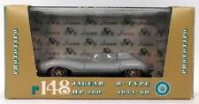 Brumm 1/43 Scale Diecast Model MOBRR148 - 1954 Jaguar D-Type HP260 - Silver