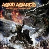 "AMON AMARTH ""TWILIGHT OF THE THUNDER GOD"" CD VIKING NEW+"