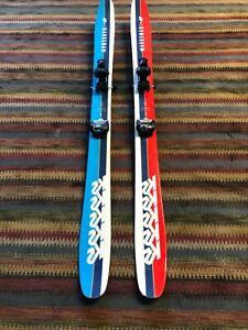 2018/2019 K2 Marksman 106, Used Skis 170cm, Tyrolia Attack 13 Bindings