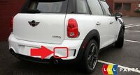 MINI NEW GENUINE COUNTRYMAN R60 S JCW REAR BUMPER TOW HOOK EYE COVER CAP RIGHT