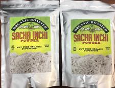 Buy One Get One Free: Sacha Inchi Protein Powder 17.6oz - ORGANIC SUPERFOOD SALE