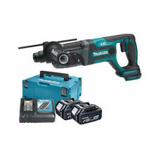 Makita DHR241RMJ 18-V LXT Lit-Ion 15/16 in. SDS Plus Rotary Hammer Kit