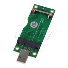 Mini PCI-E to USB Converter with SIM Card Slot Support SIM 8pin Card