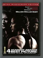 MILLION DOLLAR BABY *CLINT EASTWOOD/HILLARY SWANK* 4 OSCAR WINNER - WIDESCREEN