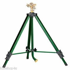 Orbit Telescopic Garden Tripod Sprinkler  Adjustable Spray Coverage 25m