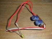 Scalextric Camel Honda / Williams etc F1 car turbo flash circuit Superb spares