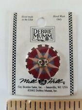 NEW Mill Hill Handmade Ceramic Button for Cross Stitch DEBBIE MUMM MEDALLION