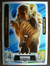 Force Attax Star Wars 2 (2013, grün schwarz), Chewbacca (228), Force Meister