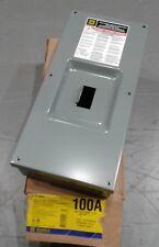 Fa100s Square D Circuit Breaker Enclosure 100amp 600v New In Box