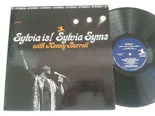 Sylvia Syms With Kenny Burrell,Sylvia Is!,Prestige PRST7439,1st,Jazz Vinyl LP