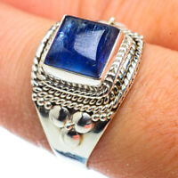 Kyanite 925 Sterling Silver Ring Size 9 Ana Co Jewelry R41489F