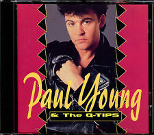 PAUL YOUNG & THE Q-TIPS - CD ALBUM [1447]