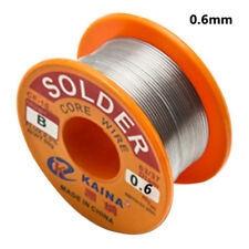 0.6mm Tin Lead Reel Rosin Core Flux Solder Wire for Electrical Welding