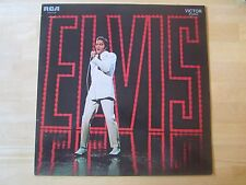 Elvis LP:  Elvis NBC TV Special, France, RCA # 740.579