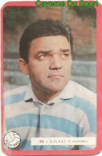 052 JOSEPH UJLAKI RACING CLUB FRANCE FOOTBALL CARTE MIROIR SPRINT 1960's RARE