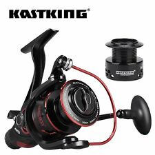 KastKing Baitfeeder III Spinning Reel Front and Rear Drag Surf Fishing Reel