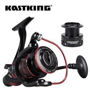 KastKing Sharky Baitfeeder III 6000 Spinning Reels Sea Fishing Reel