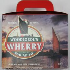 Woodfordes Wherry Beer Kit - Home Brewing - Beer Making - Real Ale - 40 Pints