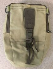 U.S ARMY AN/PVS-14 UTILITY NIGHT VISION DEVICE POUCH Green field gear MNVD