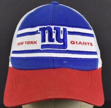 Blue New York Giants NY Logo NFL Embroidered Trucker hat cap Adjustable Snapback