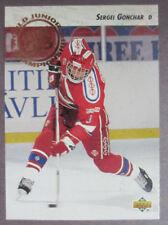1993-94 Upper Deck WJC #272 Sergei Gonchar Washington Capitals RC