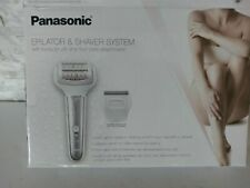 Panasonic Epilator and Shaver System