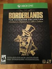 Borderlands The Handsome Collection Gentleman Claptrap-in-a-box Edition Xbox One