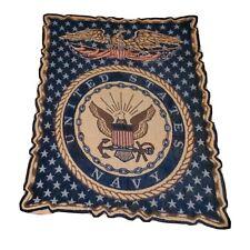 United States Navy 4 X 5 Foot Blanket