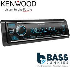 Kenwood KMM-BT505DAB Bluetooth DAB USB Car Stereo Radio Player