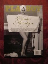 PLAYBOY December 2012 Marilyn Monroe Dany Giehl Amanda Streich Quenton Terantino
