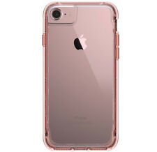 GENUINE Griffin Survivor Clear Case for Apple iPhone 8 7 6s 6 - Rose Gold