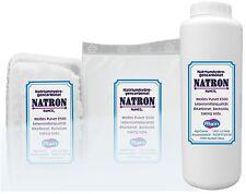 Natron 1 Liter-Schraubdeckeldose Backpulver   Dose food grade Natriumbicarbonat