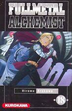 FULLMETAL ALCHEMIST  tome 18 Arakawa MANGA shonen