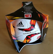 Adidas match ball torfabrik 2015/16 Soccer globo juego pelota footgolf Ball Voetbal