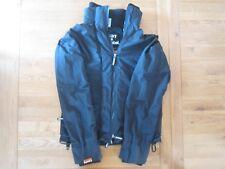 Superdry Double Black Label medium coat jacket mens boys vgc school