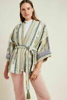 NEW Anthropologie  Mattia Kimono Jacket BY ANDERSEN & LAUTH One Size MSRP: $148